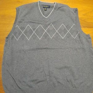Club Room Sweater Vest - XL